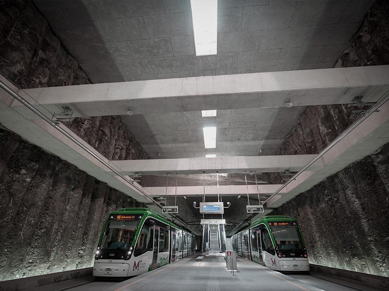 Referencias-ascensores-embarba-instalaciones- Metro-granada-españa