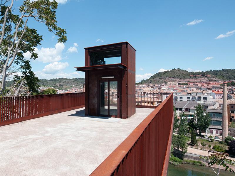 Referencias-ascensores-embarba-instalaciones-la-rampinya-Barcelona