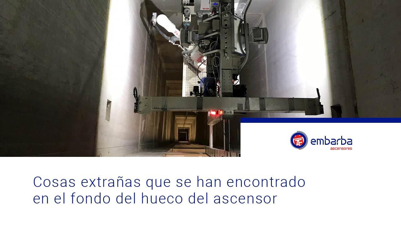 hueco del ascensor