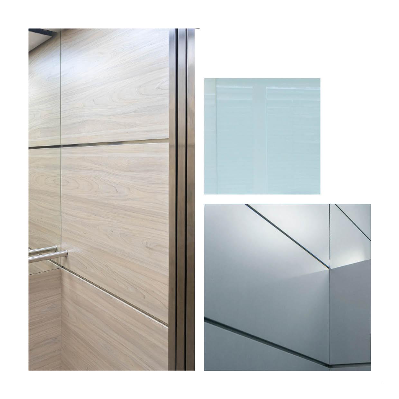 Modernización cabina de ascensor